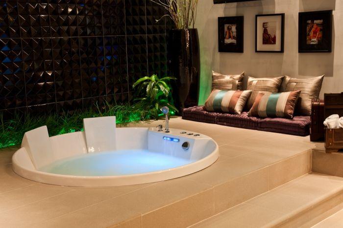 360º de relaxamento em espaço para a família